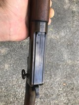 winchester 1895 us marked carbine