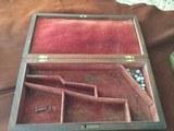 Original Mahoghany Case for 1849 Colt Pocket