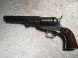 """Engraved 5"""" Colt 1849 Pocket"""
