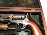 Cased Colt 1851 Navy - 2 of 14