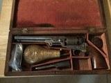 Cased 1851 Colt Navy
