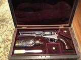 Colt 1849 Pocket Cased and Engraved