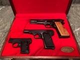 3 gun set in presentation box - 2 of 8