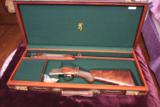 NIBBROWNING CITORI ONE MILLIONTH COMMEMORATIVE 12 GAUGE - 1 of 15