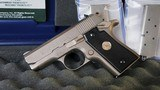 """Colt Mustang Series 80 MKIV 1998 - 3"""" .380 ACP - As New in the Box"""