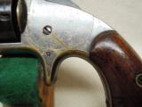 WHITNEYVILLE ARMORY MODEL 1 1/2 POCKET REVOLVER - CAL. .32 RF - 7 of 12