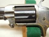 WHITNEYVILLE ARMORY MODEL 1 1/2 POCKET REVOLVER - CAL. .32 RF - 8 of 12