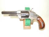 WHITNEYVILLE ARMORY MODEL 1 1/2 POCKET REVOLVER - CAL. .32 RF - 5 of 12