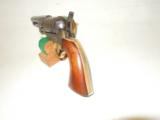 CIVIL WAR COLT MODEL 1849 POCKET REVOLVER - 4