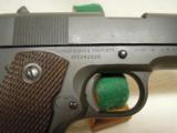 COLT GOV'T MODEL 1911A1 - MARTIAL - 3 of 10