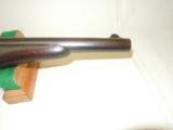 REMINGTON MODEL 1871 ARMYROLLINGBLOCK PISTOL - MARTIAL - 5 of 12
