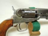 COLT MODEL 1849 POCKET REVOLVER -,HARTFORD - 6 - 2 of 10