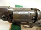 COLT MODEL 1849 POCKET REVOLVER -,HARTFORD - 6 - 10 of 10