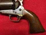 ONE OF A KIND COLT 1851 NAVY REVOLVER - 14 of 15