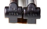 1920 DWM POLICE GERMAN LUGER RIG W/ 2 MATCHING # MAGAZINES - 7 of 10