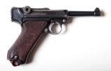 1915 DWM MILITARY GERMAN LUGER RIG - 4 of 11