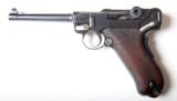 1906 DWM AMERICAN EAGLE GERMAN LUGER / MINT - 2 of 9