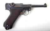 1916 DWM MILITARY GERMAN LUGER - 3 of 7