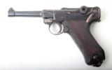 1916 DWM MILITARY GERMAN LUGER - 1 of 7