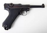 42 BYF BLACK WIDOW GERMAN LUGER - 3 of 7