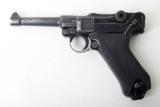 42 BYF BLACK WIDOW GERMAN LUGER - 1 of 7