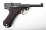 G DATE (1935) NAZI GERMAN LUGER RIG - 4 of 12