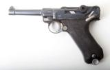 G DATE (1935) NAZI GERMAN LUGER RIG - 2 of 12