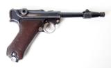 1929 POLICE (SNEAK LUGER) RIG W/ 4MM CONVERSION UNIT - 4 of 12