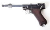 1929 POLICE (SNEAK LUGER) RIG W/ 4MM CONVERSION UNIT - 3 of 12