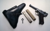 SIMSON - DWM REWORKED GERMAN LUGER RIG