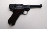 1937 S/42 NAZI GERMAN LUGER RIG W/ 2 MATCHING # MAGAZINE - 5 of 12