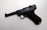 1937 S/42 NAZI GERMAN LUGER RIG W/ 2 MATCHING # MAGAZINE - 4 of 12