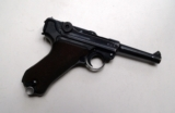 1937 S/42 NAZI GERMAN LUGER RIG W/ 2 MATCHING # MAGAZINE - 6 of 12