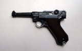 1937 S/42 NAZI GERMAN LUGER RIG W/ 2 MATCHING # MAGAZINE - 3 of 12