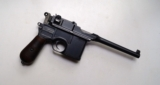 MAUSER BROOMHANDLE PRE WAR COMMERCIAL WITH MATCHING STOCK - 5 of 9