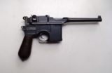 MAUSER BROOMHANDLE PRE WAR COMMERCIAL WITH MATCHING STOCK - 4 of 9