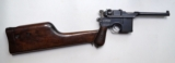 MAUSER BROOMHANDLE PRE WAR COMMERCIAL WITH MATCHING STOCK - 8 of 9