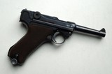 SIMSON / SUHL GERMAN LUGER RIG W/ 2 MATCHING NUMBERED MAGAZINES - 6 of 10