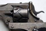 WEBLEY FOSBERRY MODEL 1903 LARGE FRAME SEMI AUTOMATIC REVOLVER - 10 of 10
