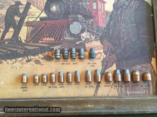 SPEER Bullets Display