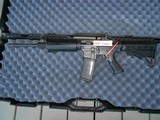 "DPMS SBR M4 AR15 Model with a 14.5"" barrel Flat Top Receiver"
