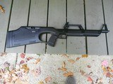walther g22 bull pup rifle