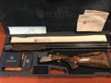 "Beretta DT10 Trident 12ga Sportig Clays 32"" - 1 of 5"