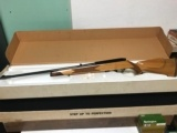 Weatherby Mark XXII semi-auto .22LR LNIB Blonde wood