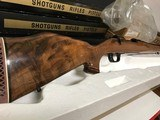 "Weatherby Mark V Deluxe .300 wby mag 24"" R/H Unfired Japan Mfg"