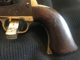 Colt 3rd Model Dragoon with Wyoming Freund & Bro Holster - 6 of 15