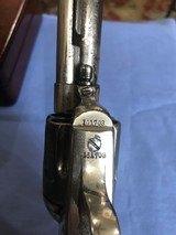 "Antique Colt SAA 4 3/4"" - .45 Long Colt - 13 of 15"