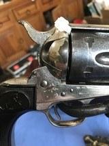 "Antique Colt SAA 4 3/4"" - .45 Long Colt - 10 of 15"