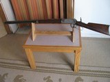 """Winchester model 1894 30 wcfrifle 26"""" oct brlmade 1895(antique category) marbles tang site"""