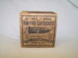 Union Metallic Company 56-52 SPENCER Rimfire Ammo Box - 25 Rounds - 1 of 4